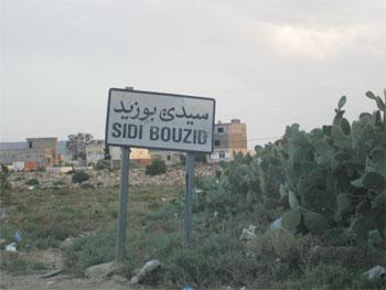 Les forces de sécurité à Sidi Bouzid ont interpellé