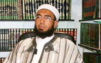 Le Cheikh Béchir Ben Hassen est arrivé