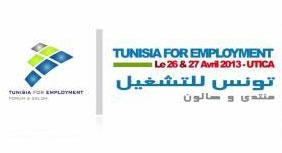 1000 chômeurs seront recrutés à l'occasion du salon et forum « Tunisia for employment » qui se tiendra