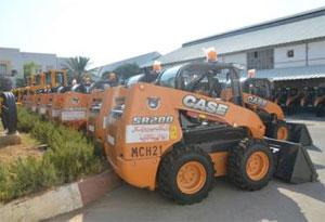 Le Ministère de l'équipement a pris livraison mardi
