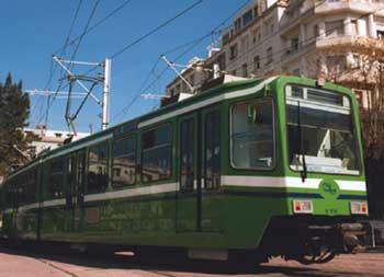 La  société  des transports de Tunis (Transtu)