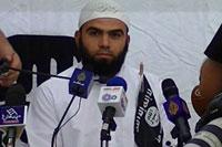 Le porte-parole d'Ansar al Chariaa