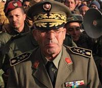 Le Général Rachid Ammar