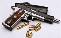 Un pistolet a été saisi chez deux libyens lors de la fouille de leur voiture par les forces de sécurité à Djerba Ajim. Les deux individus en question