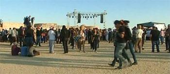 Le festival des Dunes Électroniques de Nefta a attiré plus de 10.000 participants entre tunisiens et touristes
