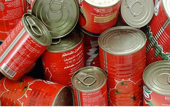 Le Tunisien est le plus gros consommateur de tomates en conserve