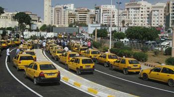 Les présidents des chambres syndicales nationales des taxis individuels