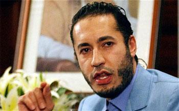 Saâdi Kadhafi