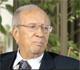 L'ex- premier ministre Béji Caïed Essedsi a demandé verbalement le maintien de la protection policière dont il bénéficiait et qui lui a été retirée