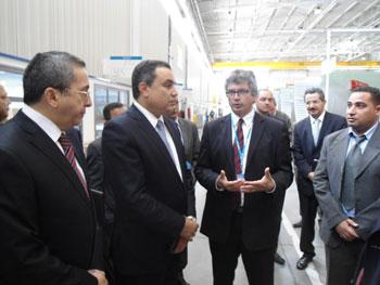 « Le Parc de Mghira est le seul au monde qui soit totalement intégré et autonome et la Tunisie ambitionne d'en faire un pole aéronautique