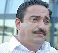Le journaliste de l'AFP Mounir Souissi a jeté le cartable