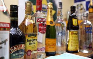 Les agents de sécurité relevant du district de Sousse ont réussi jeudi 2 janvier 2014 à saisir plus 150 bouteilles de boissons alcoolisées
