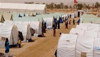 41 réfugiés subsahariens du camp de Choucha observent une grève de la faim depuis le 29 mars dernier devant le Haut commissariat