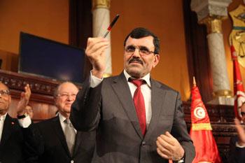 Le chef du gouvernement démissionnaire