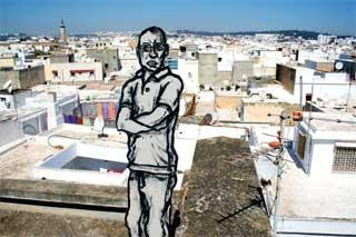 L'artiste franco-tunisien Bilal Berreni a été retrouvé mort à Détroit