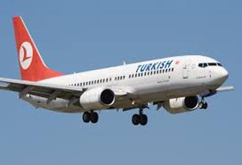 Un avion de la compagnie aérienne turque Turkish Airlines effectuant un vol entre Istanbul (Turquie) et Sao Paulo (brésil) a été forcé