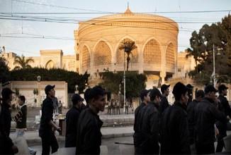 Plusieurs bombes ont explosé lundi devant le palais présidentiel au Caire