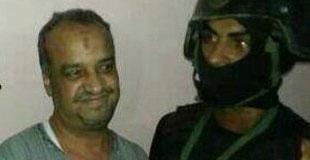 La télévision égyptienne a annoncé l'arrestation de Mohamed Baltagi
