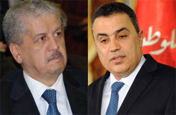 Le chef du gouvernement Mehdi Jomaâ rencontrera le Premier ministre algérien
