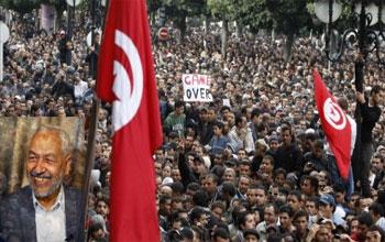 Toutes les révolutions arabes ont été phagocytées par les mouvements islamistes