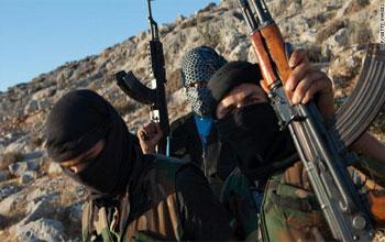 Une cellule terroriste spécialisée dans l'envoi et le recrutement des