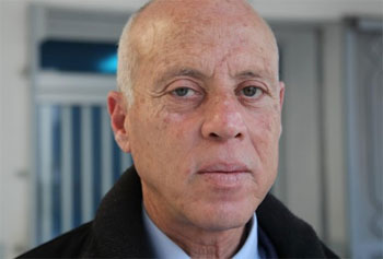 Le professeur de droit constitutionnel Kaïs Saïd a déclaré à Mosaïque FM qu'il considère l'adoption de l'article relatif au fonds de Dignité et de Reconnaissance