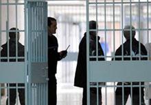 Les agents pénitenciers organisent ce vendredi 4 avril 2014