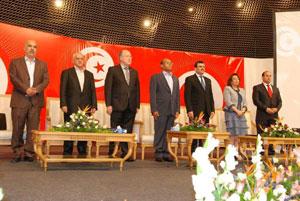 Tous les partis politiques ont décidé de suspendre leur participation au Dialogue national organisé à l'initiative de l'UGTT