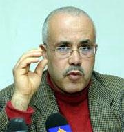Le porte-parole officiel du parti salafiste Attahrir