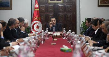 Le chef du gouvernement Mehdi Jomaâ a présidé