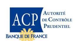 La commission des sanctions de l'Autorité de contrôle prudentiel (ACP)