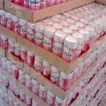 Les unités relevant du district de la garde nationale du gouvernorat de Médenine ont mis en échec une tentative de contrebande de 6000 cannettes de