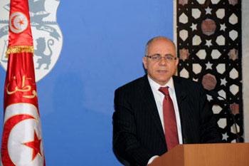 Le secrétaire d'Etat pour le développement et la coopération