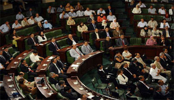 Le projet de loi électorale a été examiné
