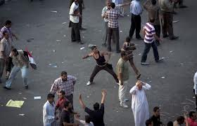 Des escarmouches ont été enregistrées entre les jeunes Watad qui portaient