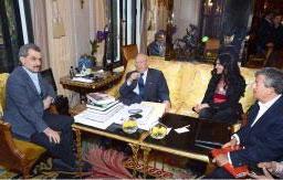 Le Prince Alwaleed Bin Talal Bin Abdulaziz Alsaud