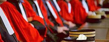 Les élections des membres de l'Instance provisoire de l'ordre judiciaire avaient démarré