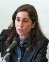La secrétaire générale du parti