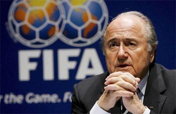 Joseph Blatter a confirmé