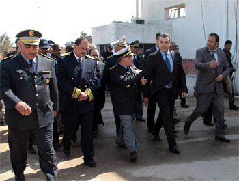Le chef du gouvernement Mehdi Jomâa a effectué