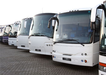 Un don de 98 bus d'occasion a été fait