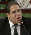 Le député Mahmoud Baroudi s'est déclaré vivement surpris d'apprendre par les réseaux sociaux qu'il a l'intention de se porter candidat aux prochaines