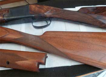 Un atelier de fabrication d'armes a été découvert