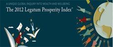 La Tunisie a été classé 78ème sur un total de 142 pays dans le monde au niveau de l'indice de prospérité selon le rapport de 2012 de l'organisation