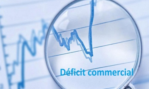 Le déficit de la balance commerciale se creuse