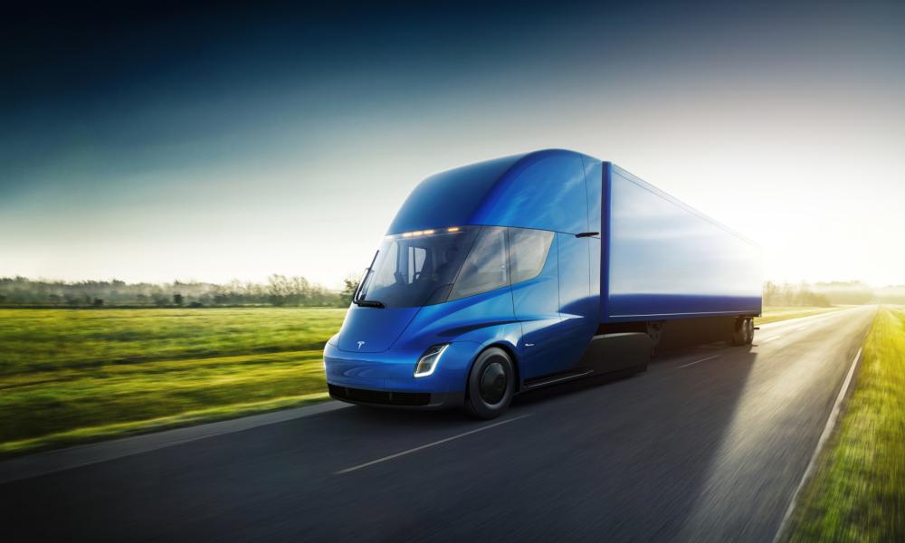 Tesla dévoile un camion et une voiture de sport électriques