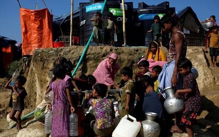 Birmanie : au moins 6700 Rohingyas tués entre le mois d'août et le mois de septembre, selon MSF