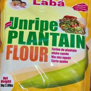 Laba Unripe Plantain Flour (1.9 kg)