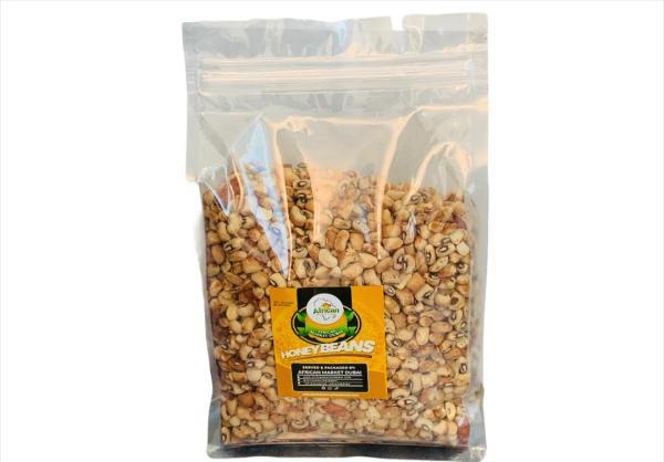 Brown Honey Beans Organic (1kg)