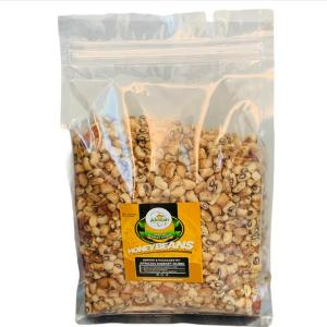 Brown Honey Beans Organic (1kg)